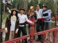 Детские аниматоры пираты на день рождения в Москве