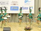 Шоу барабанщиц в Москве на Всероссийском форуме Здравница-2015