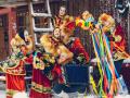 Русский ансамбль в Москве
