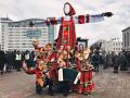 Заказать русский ансамбль на масленицу в Москве