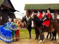 Казачий ансамбль на юбилей в Москве