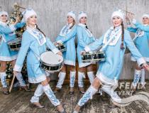 Ансамбль барабанщиц в Москве