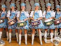 Заказать барабанщиц в Москве