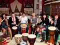 Барабанный тимбилдинг в Москве