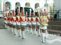 Профессиональный ансамбль барабанщиц Москве