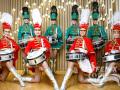 Барабанщицы на праздник в Москве