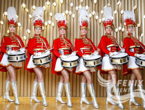 Мажоретки и барабанщицы Москва