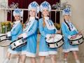 Шоу барабанщиц Москва