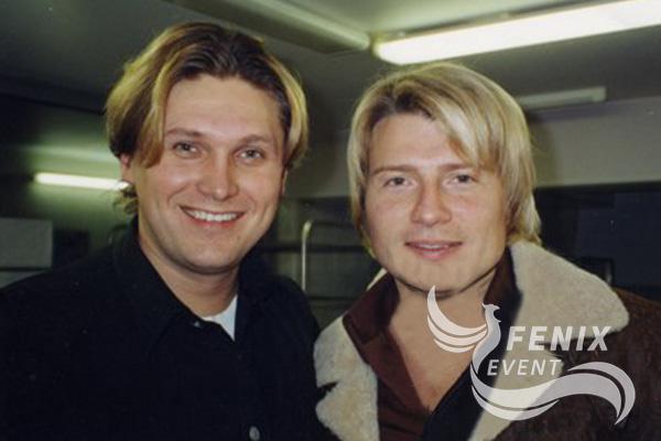 Заказать двойника Баскова в Москве