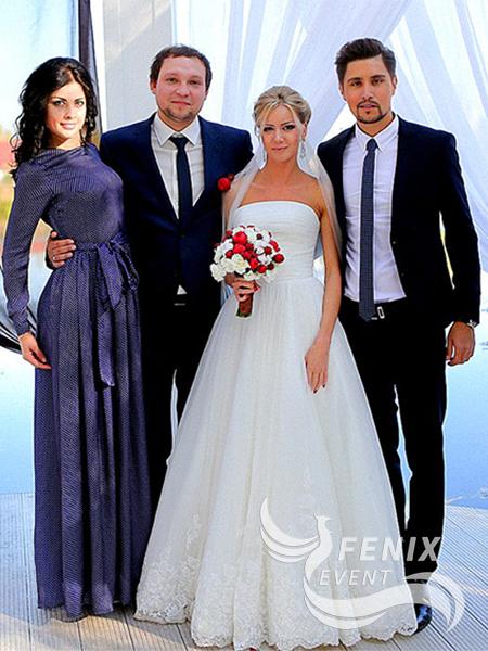 Двойник Билана на свадьбу, корпоратив Москва