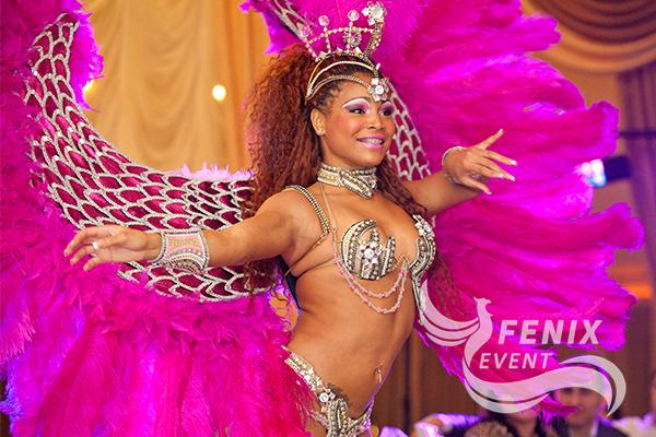 Заказать бразильские танцы Москва