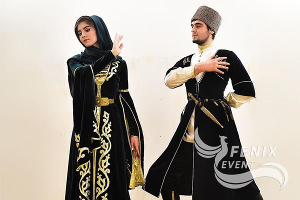 Чеченская лезгинка на свадьбу недорого Москва
