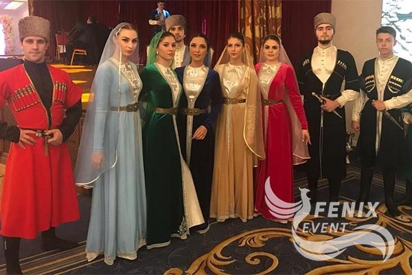 Лучшая лезгинка на праздник, свадьбу, корпоратив Москва