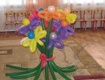Оформление на детский праздник