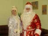 Дед Мороз Иван и Снегурочка на дом