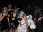 День рождения девочки в стиле хэллоуина