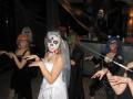 Танец мертвых невест на хэллоуин