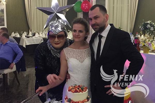 Двойник Верки Сердючки заказать на свадьбу
