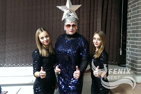 Двойник Сердючки на  свадьбу Москва