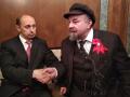 Двойник Ленина в Москве