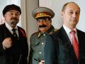 Двойник Сталина Москва