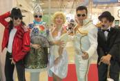 Двойники звезд на праздник в Москве