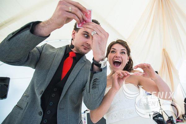 Фокусник на свадьбу в Москве
