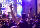 Концерт на Выпускной 2015 в парке Горького