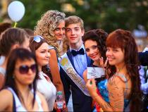 Фотограф на выпускной в Москве.