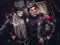 Артисты на встречу гостей на Хэллоуин Москва