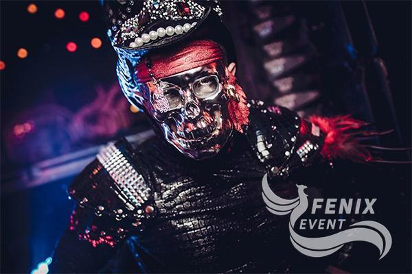 Лучшее фрик шоу на праздник Москва
