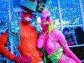 Фрики в велком зону на Новый год Москва