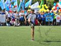 Футбольный фристайл Москва
