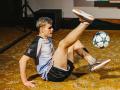 Заказать футбольный фристайл шоу на праздник Москва