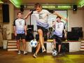 Футбольный фристайл на праздник в Москве