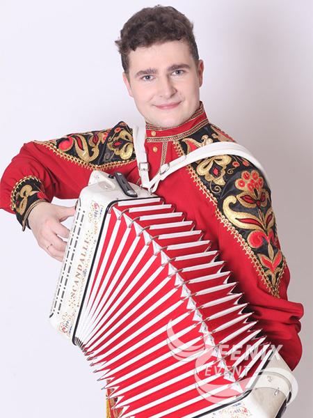 Баянист на свадьбу, праздник Москва