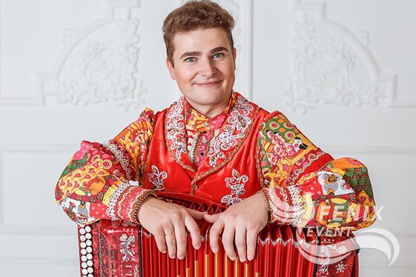 Лучший гармонист на день рождения Москва