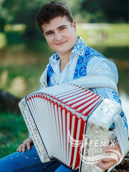 Лучший гармонист на свадьбу Москва