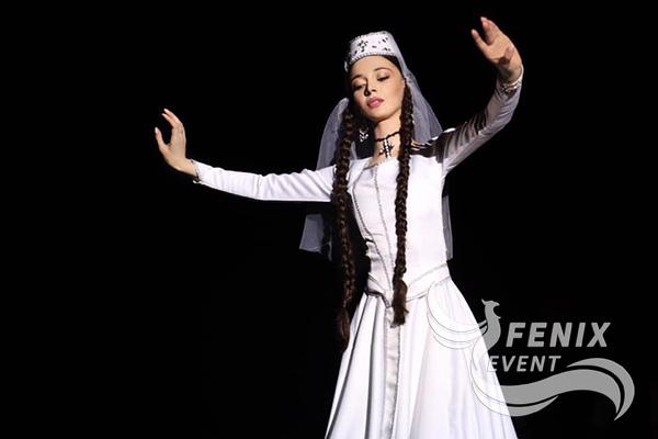 Лучшие грузинские танцоры на праздник, свадьбу, корпоратив Москва