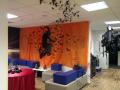 Оформление на Хэллоуин в офисе