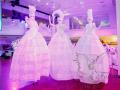 Ходулисты на свадьбу в Москве