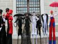 Ходулисты на мероприятие в Москве