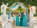 Лучшие ходулисты на свадьбу в Москве