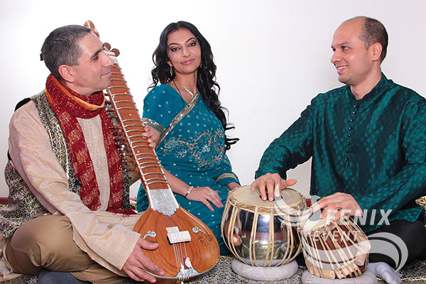 Индийские танцы на юбилей в Москве