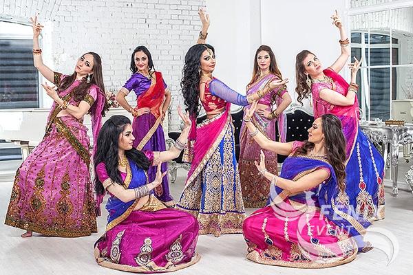 Заказать болливудские танцы на свадьбу, праздник, корпоратив в Москве