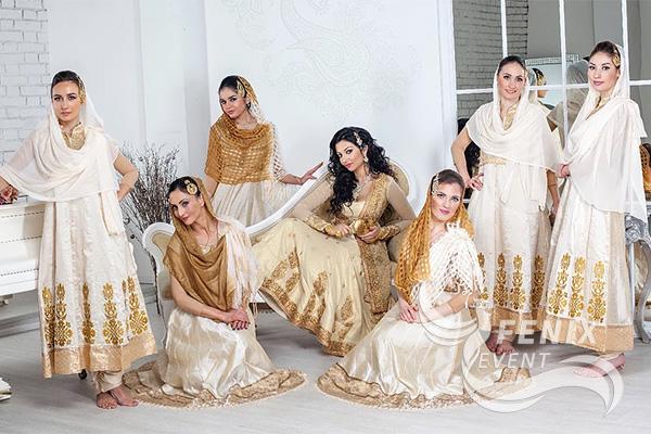 Заказать лучшее индийское танцевальное шоу в Москве