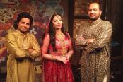 Индийское танцевальное шоу в Москве
