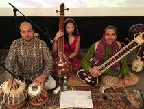 Индийский танец на свадьбу в Москве