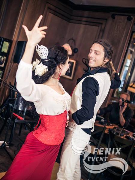Заказать испанское фламенко на праздник, юбилей, корпоратив Москва
