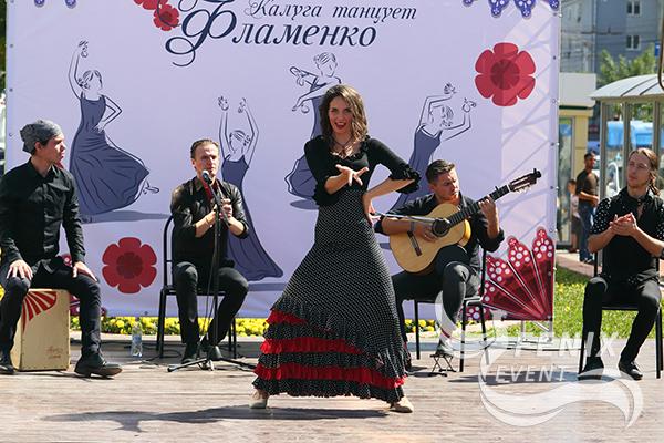 Заказать испанское фламенко шоу на праздник, свадьбу и корпоратив Москва